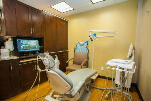 My First Dental Office Operating Room