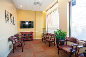 My First Dental Office Waiting Area 3